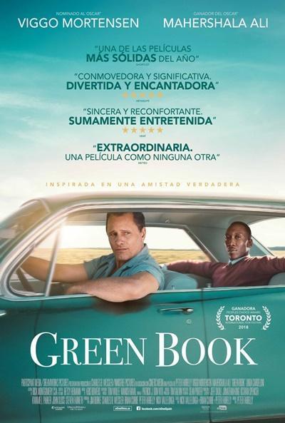 Póster Película Green Book
