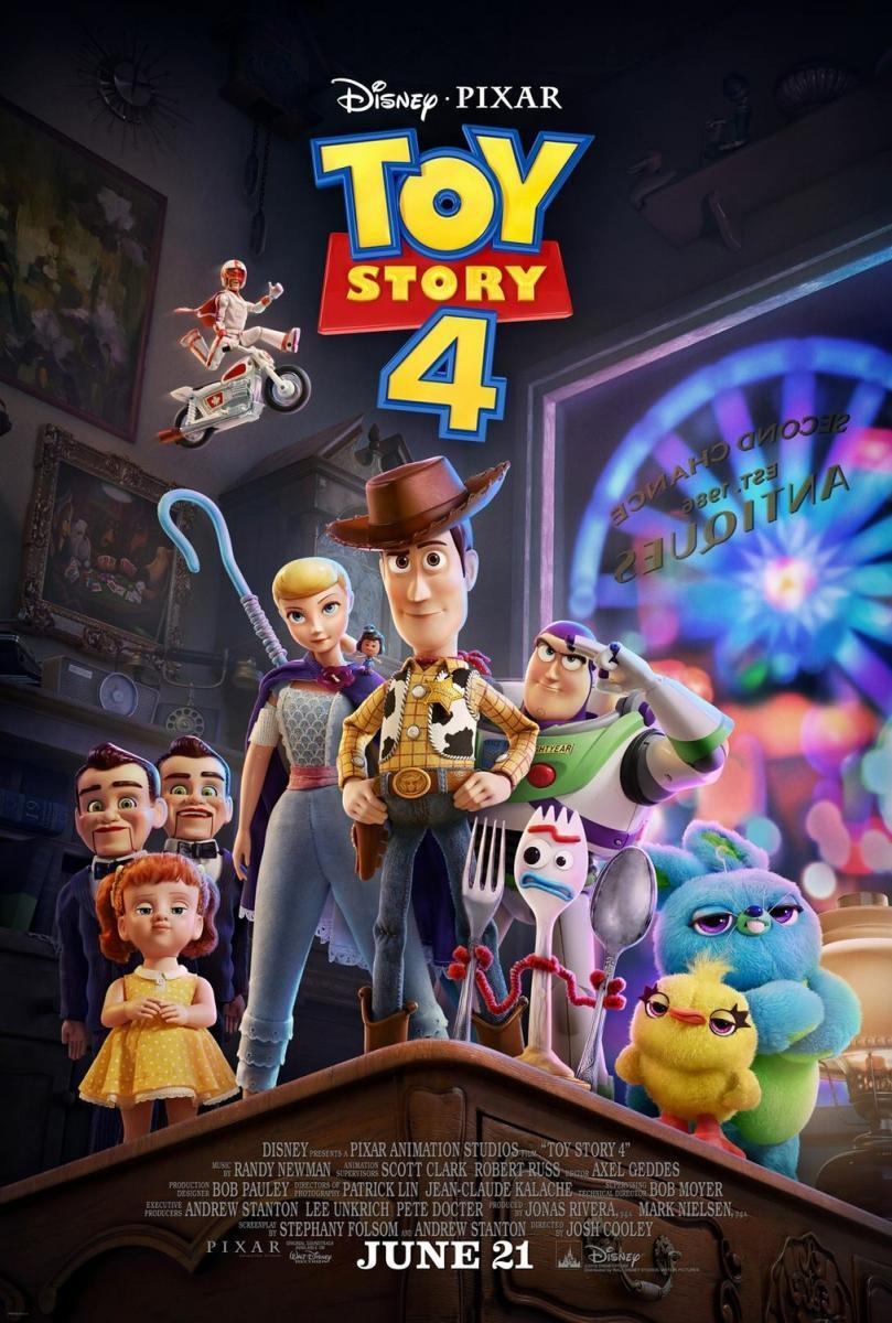 Póster ToyStory4