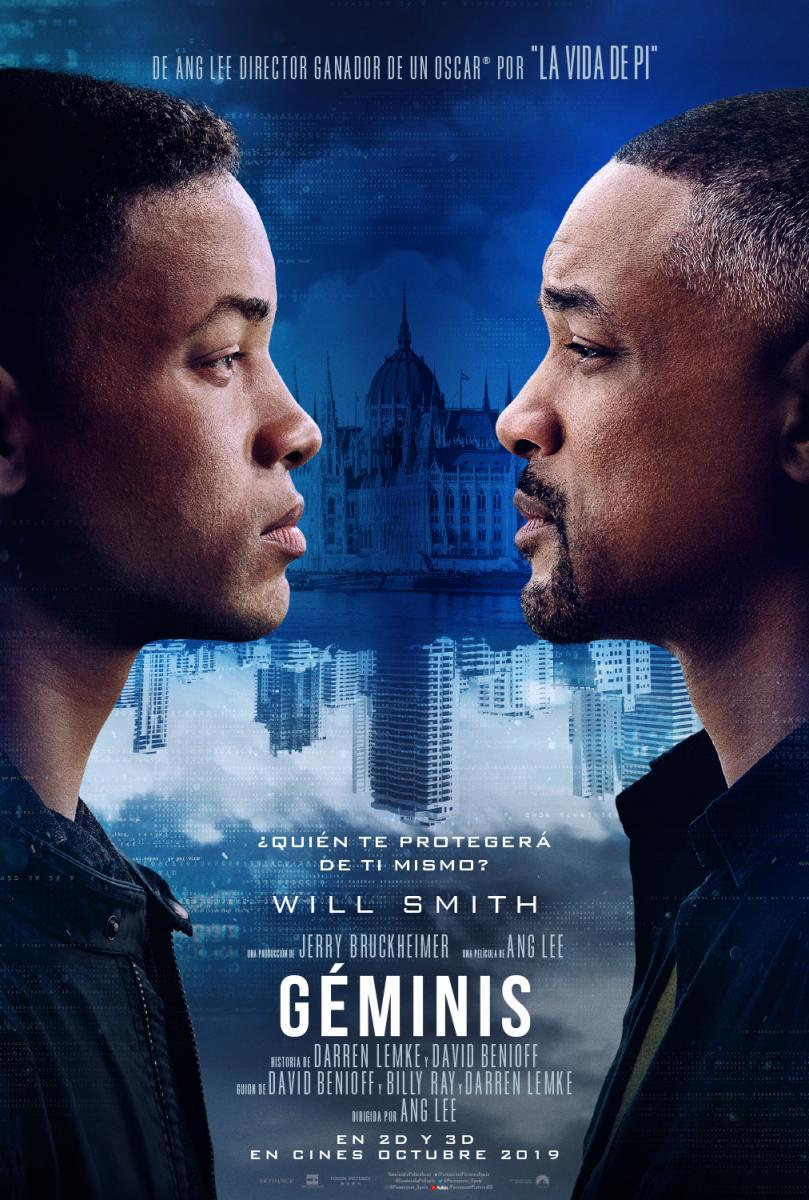 Poster película Geminis