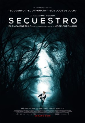 Secuestro poster